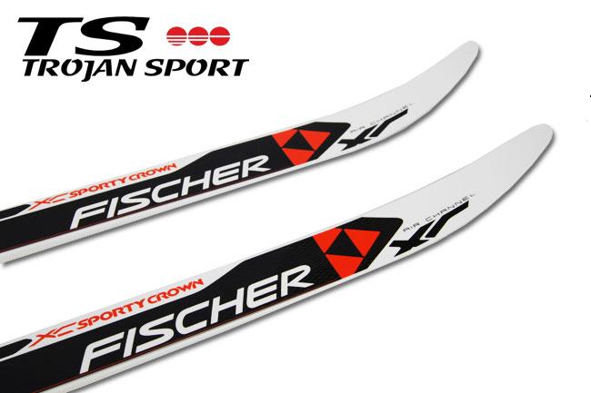 narty biegowe fischer sporty crown 2016