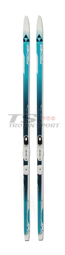 narty biegowe fischer spirit crown 2016