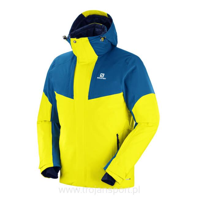 Kurtka narciarska marki Salomon