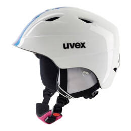Kask Uvex Airwing Jr Junior Race White