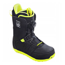 Buty Snowboardowe Raven Matrix Atop Black Lime 2021