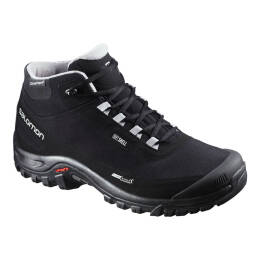 Buty Salomon Shelter CS WP Black 2018