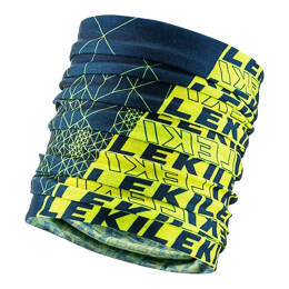 Komin bandana Leki Multiscarf Yellow 2020