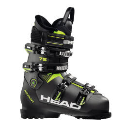 Buty narciarskie Head Advant Edge 75 Black Yellow 2020