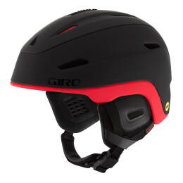 Kask Giro Zone Mips Black Red
