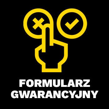 Formularz gwarancyjny